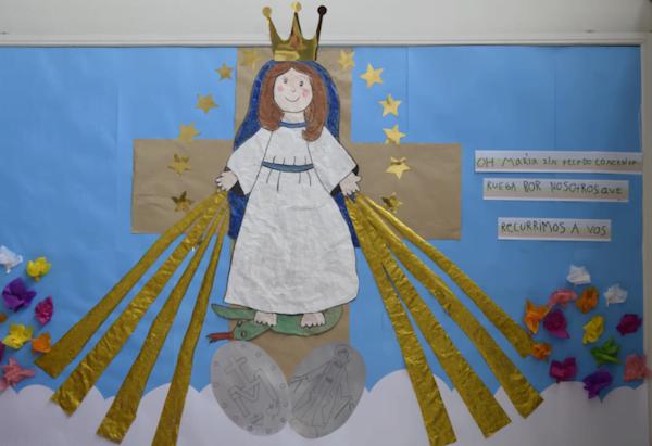 Un mes de María lleno de esperanza
