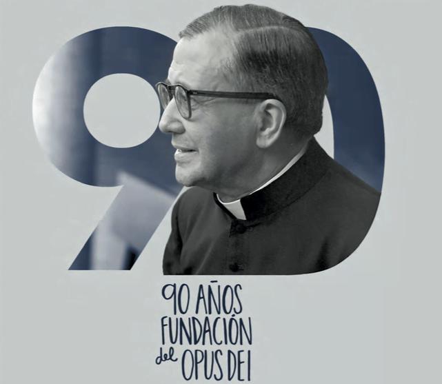 Opus Dei - Hoja Informativa San Josemaría Hoy 2018