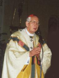 Cardinal Desmond Connell commemorates the new saint