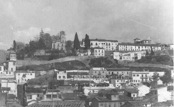 San Josemaría y los comienzos del Opus Dei en Granada