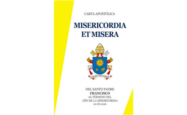 "Carta Apostólica ""Misericordia et Misera"""