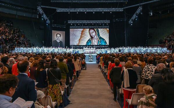 Opus Dei - Pismo papeža Frančiška o blaženi Guadalupe Ortiz de Landázuri