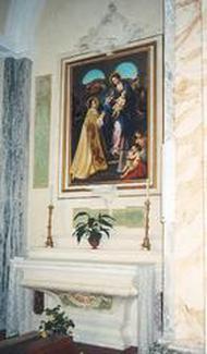 Devotion to Saint Josemaría in San Felice d'Ocre, Italy