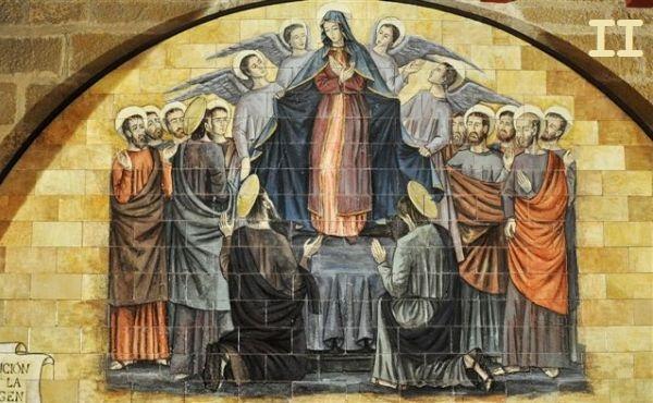 8月15日:聖母升天節,師法聖母