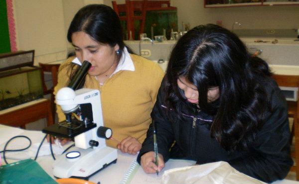 Centro De Educación Básica Alternativa, CEBA Salcantay