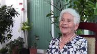 Celia, a los 90 y tan joven