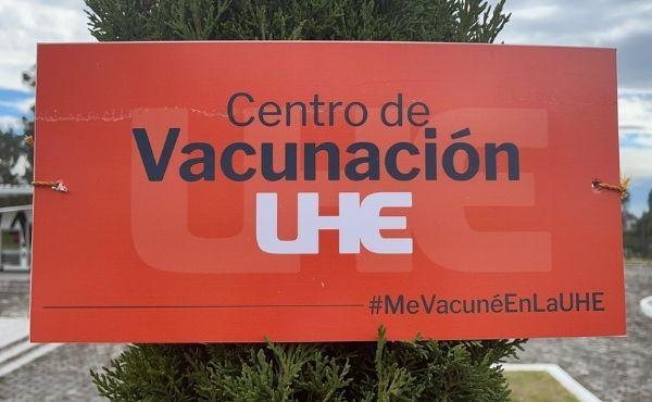 Universidad de los Hemisferios es el primer Centro de Vacunación Exprés en Quito