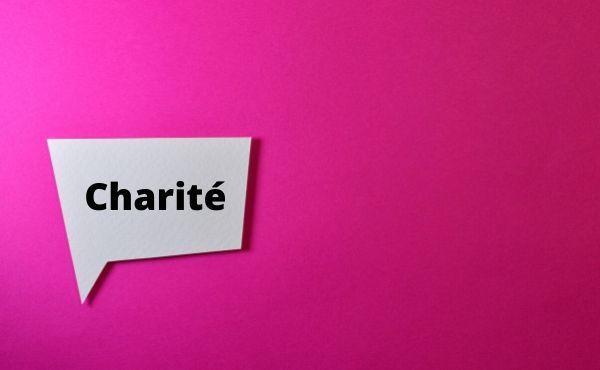 La charité chrétienne dans la manière de parler