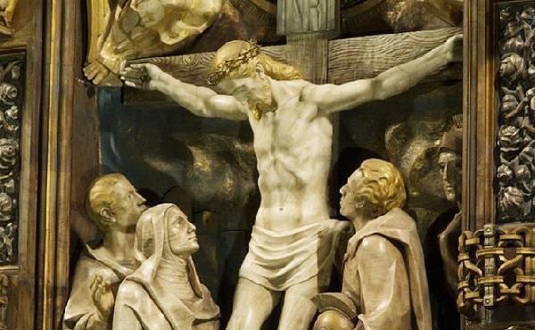 聖週圣周五:基督之死召唤我们度一个真实的基督徒生活