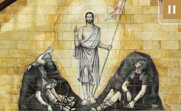 Opus Dei - 复活节:默观基督的生活主页