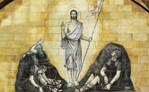 Opus Dei - 「基督活着」