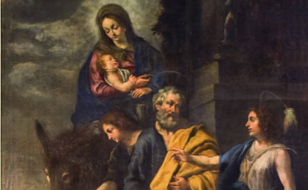 Opus Dei - 监督的圣诞节祝贺