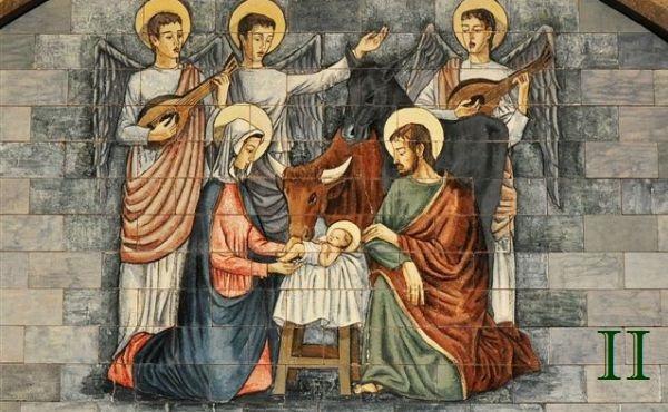 聖誕節:耶穌四處行善