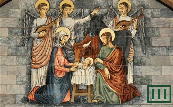 圣诞节:耶稣奉行了祂天父的圣意