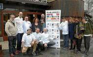 Cocineros guipuzcoanos ayudarán a 12 africanas para que puedan estudiar hostelería