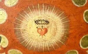 Le Cœur du Christ, paix des chrétiens