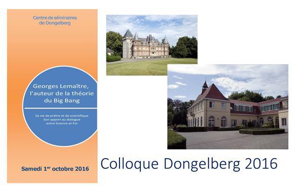 Opus Dei - Colloque sur science et foi à Dongelberg