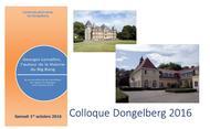 Colloque sur science et foi à Dongelberg