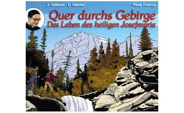 Der 2. Oktober 1928, der Gründungstag des Opus Dei - im Comic