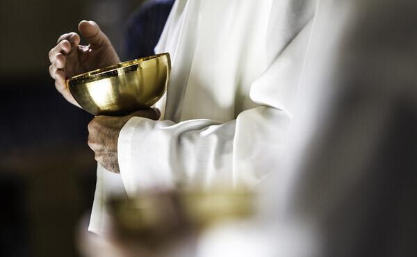 Duchovní svaté přijímání