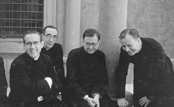 Opus Dei - El director de esa gran escena: Don Pedro Casciaro