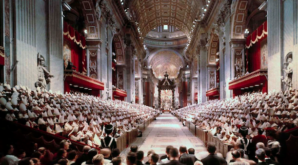Opus Dei - Juan XXIII y el Concilio