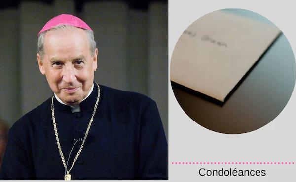 Opus Dei - En souvenir de Mgr Javier Echevarría