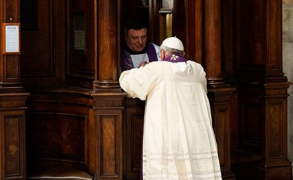 Opus Dei - 告解圣事简单礼规