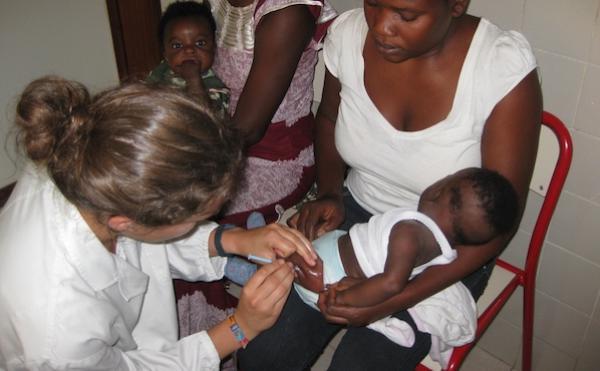 Opus Dei - Marion au Congo