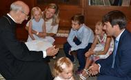 Oración por las familias de las personas del Opus Dei