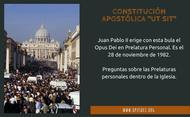"Constitución Apostólica ""Ut sit"""