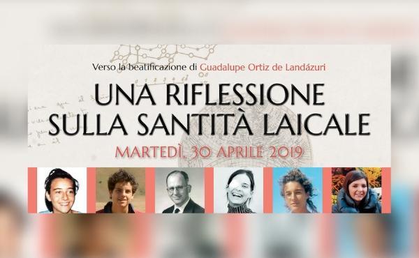 """""""La santità laicale"""", convegno alla Pontificia Università della Santa Croce"""