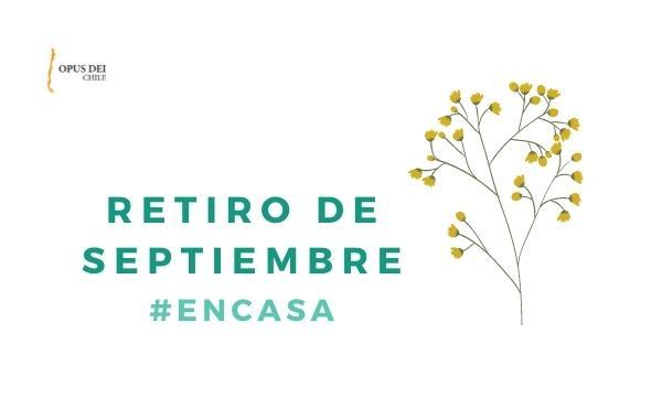 Opus Dei - Retiro de septiembre #EnCasa (2021)