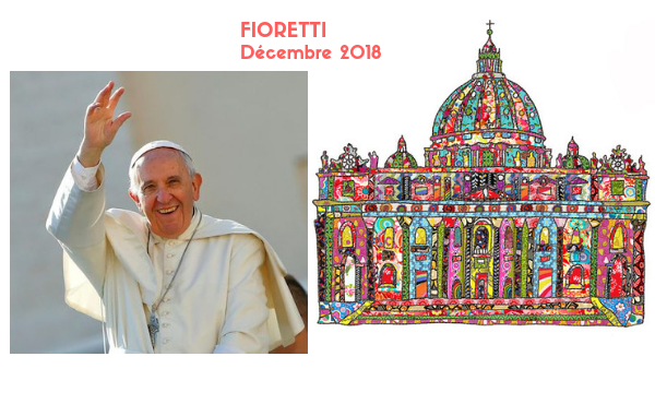 Opus Dei - Fioretti décembre 2018