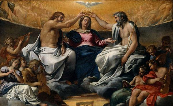 A Coroação de Maria Santíssima