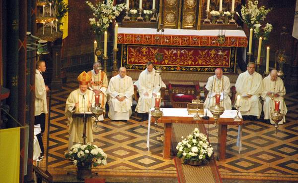 Opus Dei - Sacramentsprocessie Amsterdam 2015