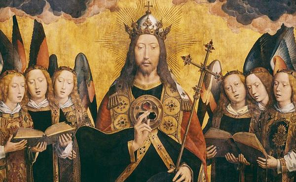 """Àudio de l'homilia de sant Josepmaria """"Crist Rei"""""""