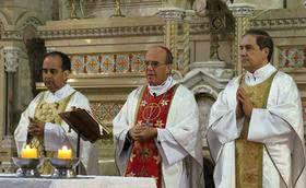 Se celebró la fiesta del beato Álvaro del Portillo