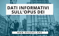 Dati Informativi sull'Opus Dei