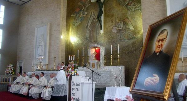 Opus Dei - Misa de San Josemaría en San Juan