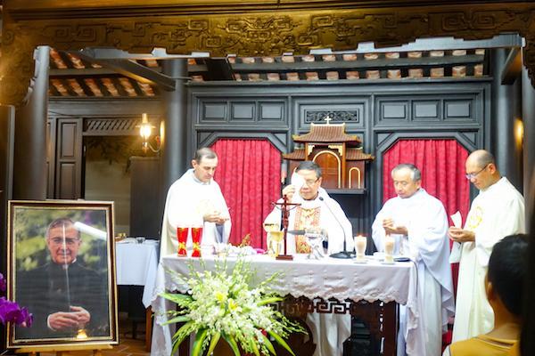 Opus Dei - Thánh Lễ Trọng thể mừng kính Thánh Josemaria Escriva, Đấng Sáng lập Opus Dei