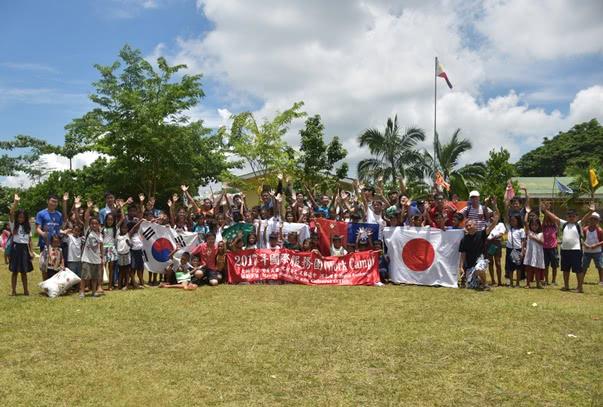 Opus Dei - フィリピン・ボランティアの2週間