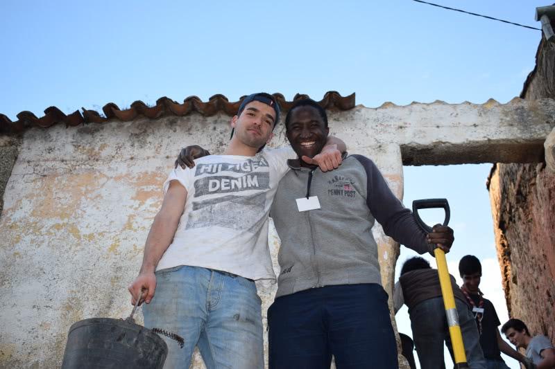 Opus Dei - Clésio: da Guiné a Santa Comba Dão para ajudar as vítimas dos incêndios