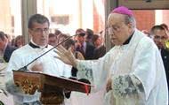 Fallece el P. Alberto Vega Ponce