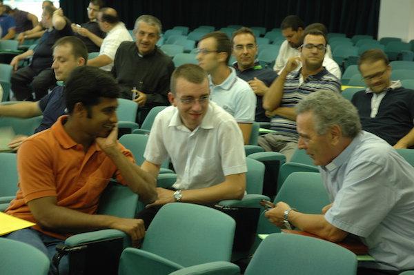 Opus Dei - Un incontro estivo per seminaristi