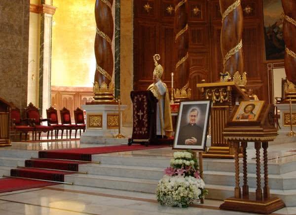 قدّاس بمناسبة عيد القديس خوسيماريا في بيروت