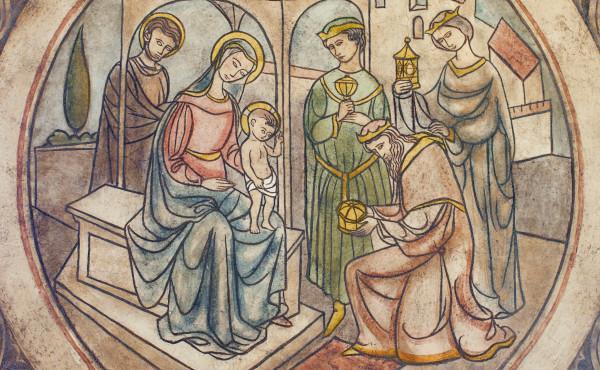 Opus Dei - オプス・デイ属人区長のクリスマス・カード