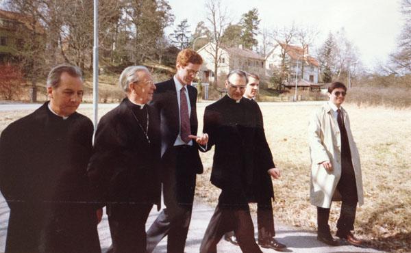 Opus Dei - Don Alvaros reiser til Skandinavia
