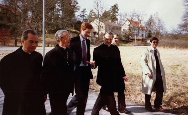 """Opus Dei - Den """"nya evangeliseringen"""" i Sverige"""