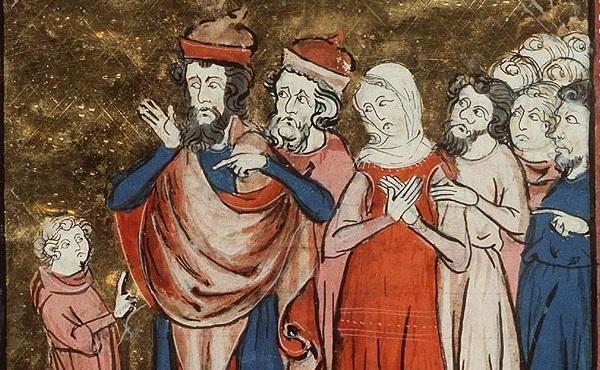 Thème 37 - Le huitième commandement du Décalogue